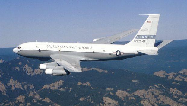 Договір про відкрите небо дозволяє його учасникам здійснювати оглядові польоти / фото U. S. Air Force