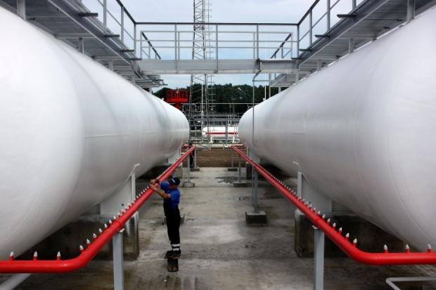 Росія відновить постачання зрідженого газу доУкраїни/ фото УНІАН