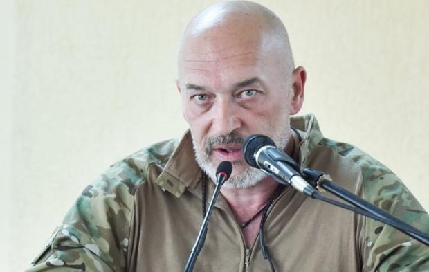 Тука заявил, что Рубана уже давно отстранен от процесса обмена пленными / Фото УНИАН