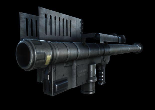ПЗРК Стингер в Battlefield 3