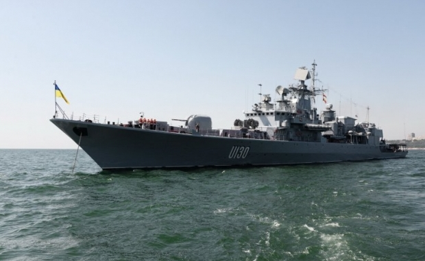 Ukrainian Navy will be restored in line with the new standards and samples / Photo from UNIAN