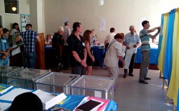 Выборы / twitter.com/pym6am6ap
