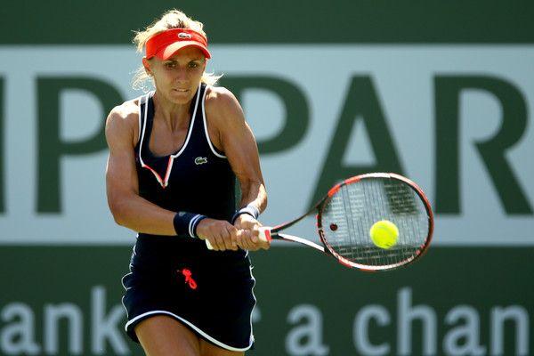 Леся Цуренко преодолела первій раунд Ролан Гаррос / sapronov-tennis.org