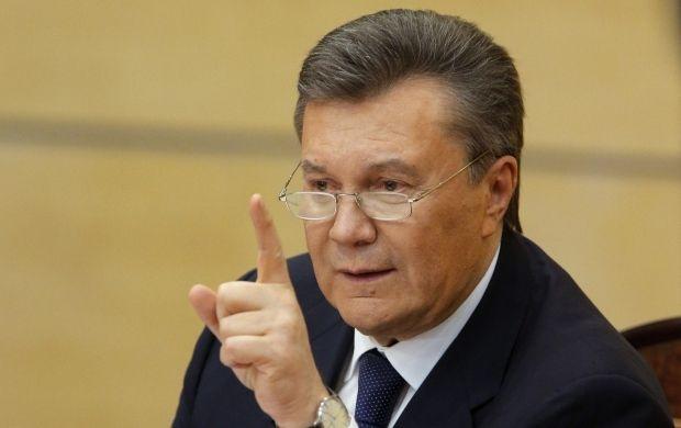Віктор Янукович / REUTERS