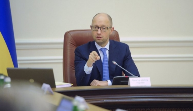 Yatsenyuk announced conditions for elections in Donetsk and Luhansk regions / Photo from UNIAN