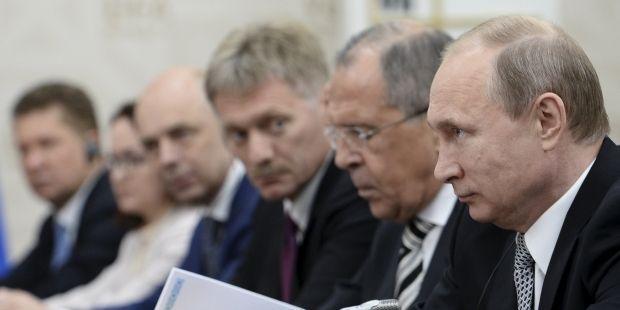 Пескову не понравились слова Обамы о Путине / REUTERS