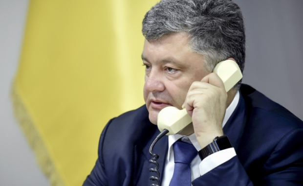 President Poroshenko wishes the Crimean Tatars peace, unity and prosperity / Photo from president.gov.ua