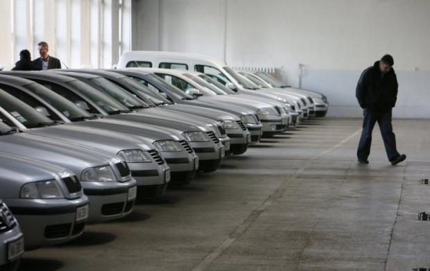Найпопулярнішою маркою в Україні в червні стала Toyota \ Фото УНІАН
