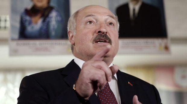 Лукашенко / REUTERS