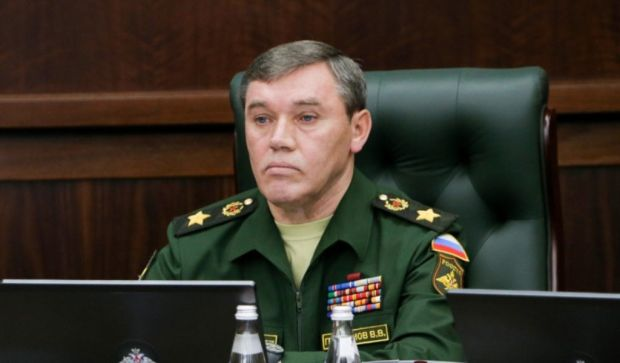 Arrest ruled as a restrictive measure against Gerasimov / Photo: Press service of the Russian Defense Ministry