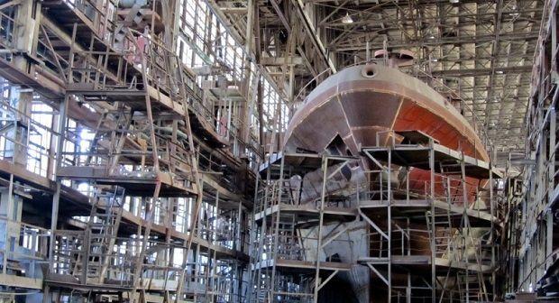 """""""Кузня на Рибальському"""" отримала багатомільйонний контракт від флоту / www.ukraineindustrial.info"""