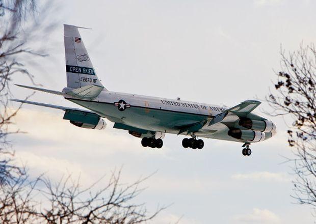 Американский ОС-135 даже не приближался к позициям России на оккупированных территориях / function.mil.ru