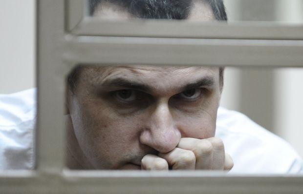 """Сестра Сенцова отреагировала на информацию о его якобы """"освобождении"""" из колонии / REUTERS"""