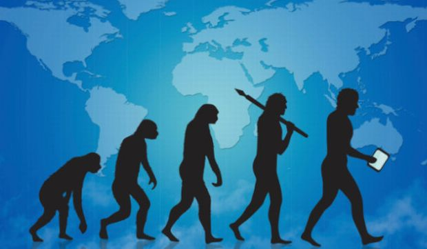 Сьогодні - День еволюції / фото factroom.ru