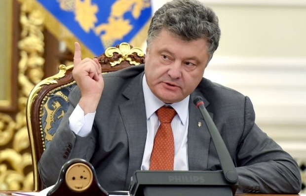 Poroshenko earlier announced the transition to NATO standards by 2020 / Photo from UNIAN