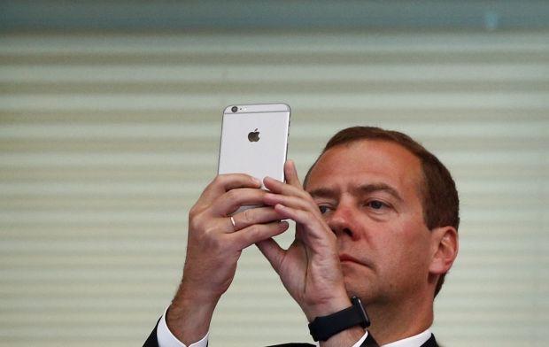 Дмитрий Медведев / REUTERS