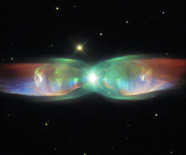 Фото: ESA/Hubble & NASA, Acknowledgement: Judy Schmidt