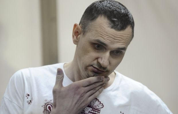 Олег Сенцов / фото REUTERS