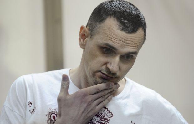 Сенцов 14 мая объявил бессрочную голодовку / REUTERS