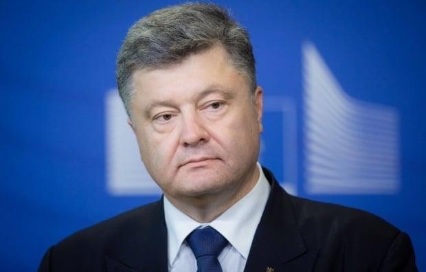 Петр Порошенко / Фото УНИАН