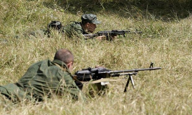 Потерь среди украинских бойцов нет / Иллюстрация REUTERS