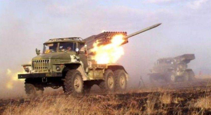 Ukraine's JFO: 2 WIA's after 43 enemy attacks in Donbas in past day, Grad used at night