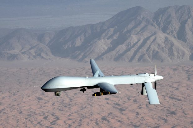 Creating a Predator drone cost the U.S. budget more than $2 billion / Af.mil