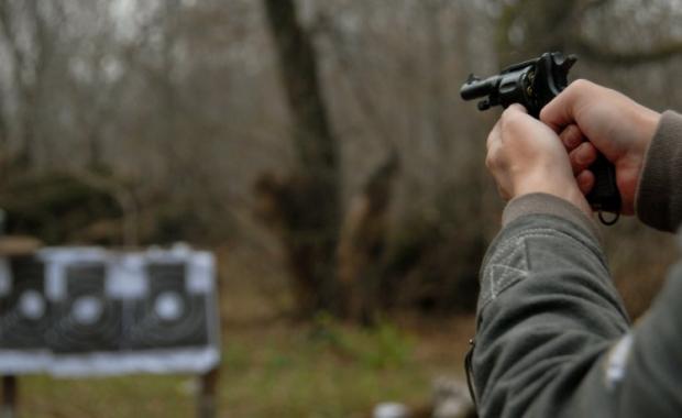 Пистолет / Фото УНИАН