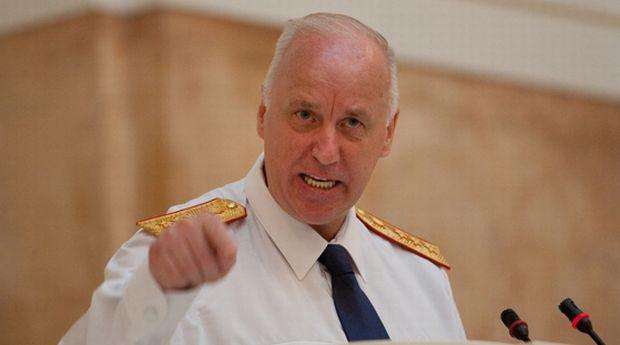 Bastrykin claims Yatsenyuk was part of punitive groups / etoonda.livejournal.com