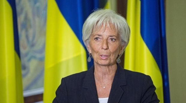 Lagarde showered Ukraine officials with compliments regarding the implementation of reforms / Photo from UNIAN