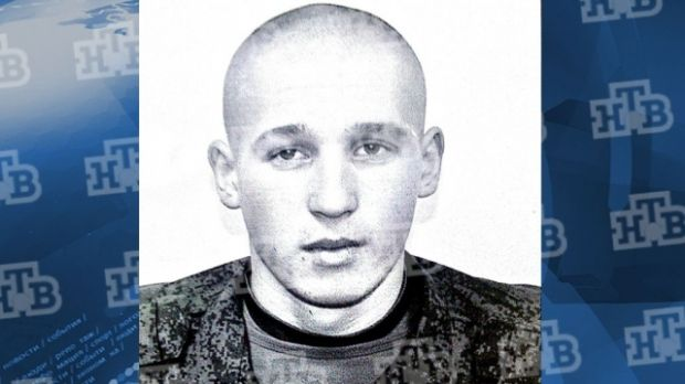 The picture depicts one of the two detainees, according to the Russian media / screenshot