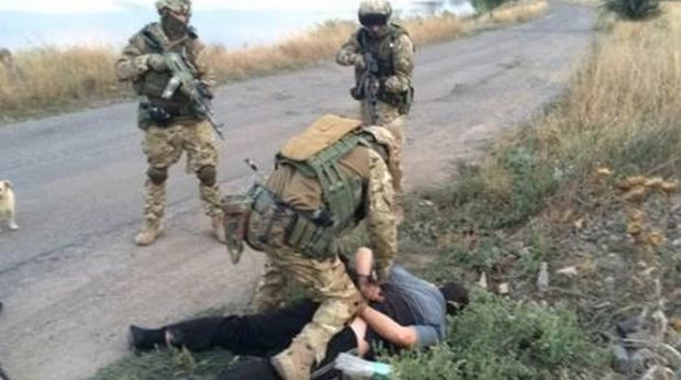 Informers passed information about the ATO forces / sbu.gov.ua