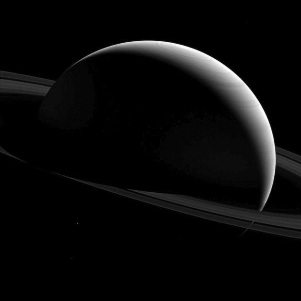 Сатурн можно считать мужской, но пассивной планетой / NASA/JPL-Caltech/Space Science Institute