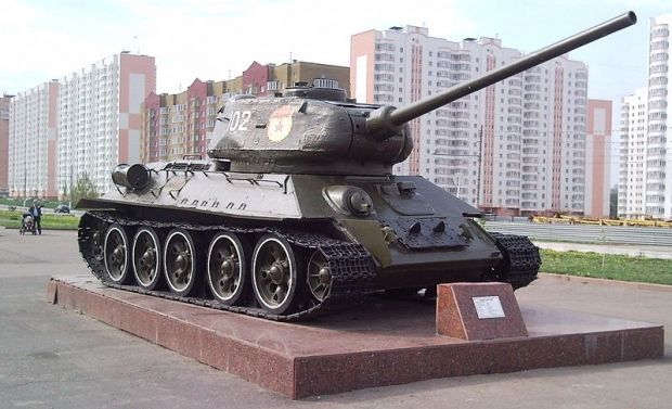 Танки Т-34 до сих пор были на вооружении в Лаосе / Zasadko / wikimedia.org