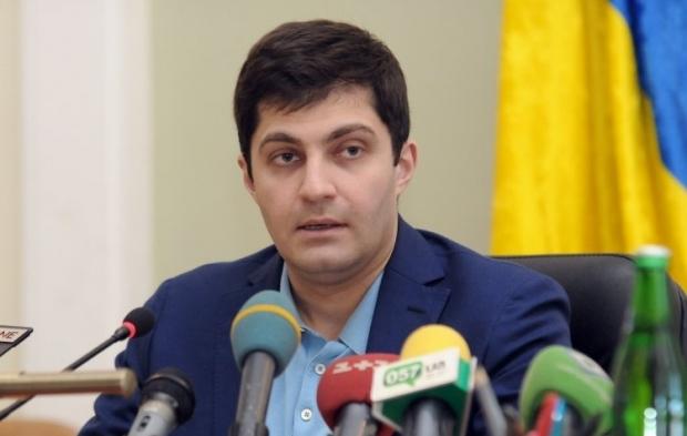 Сакварелидзе прокомментировал свое увольнение / Фото УНИАН