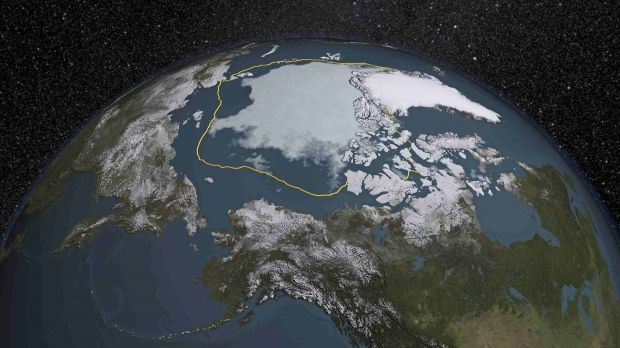 REUTERS / NASA