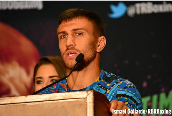Ломаченко планирует 3-4 боя на следующий год / RBRBoxing
