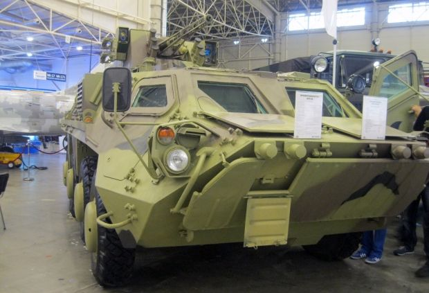The cost of manufacturing BTR-4 at its own production capacities will be 2.5 times lower / uk.wikipedia.org