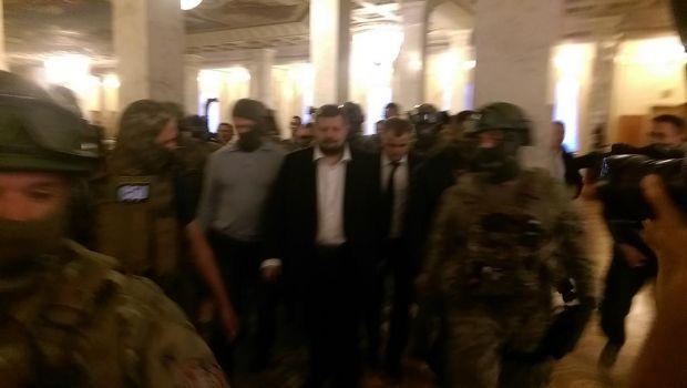 SBU arrests MP Mosiychuk / Hromadske TV
