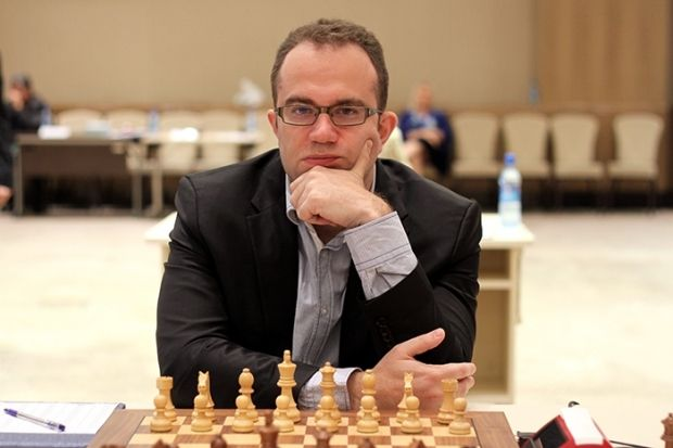 Рейтинг-лідер турніру у Білі Ельянов вже втратив пів-очка / bakuworldcup2015.com