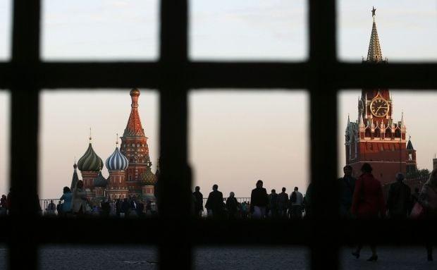 Москва / REUTERS