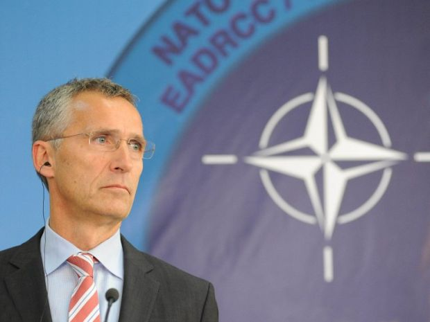 Stoltenberg says that not in any way does NATO seek confrontation with Russia / Photo from UNIAN