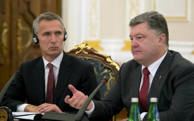 Порошенко заявил о конкретных результатах сотрудничества с НАТО / Фото УНИАН