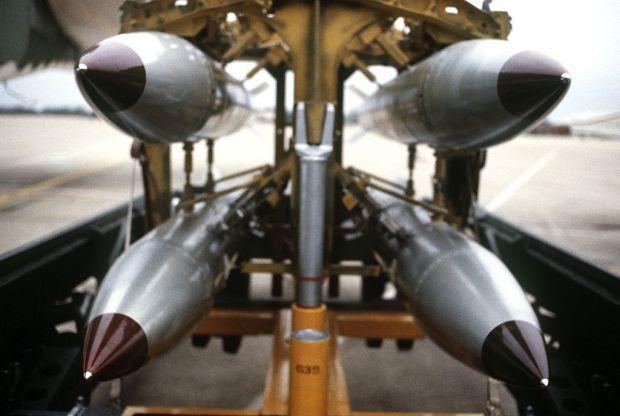 Суперечки навколо ядерної зброї можуть виявитися не менш небезпечними для Європи, ніж самі ракети / wikipedia.org