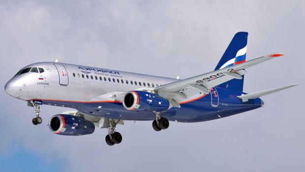 """Пассажиры российского """"Аэрофлота"""" получили травмы при попадании лайнера в воздушную яму"""