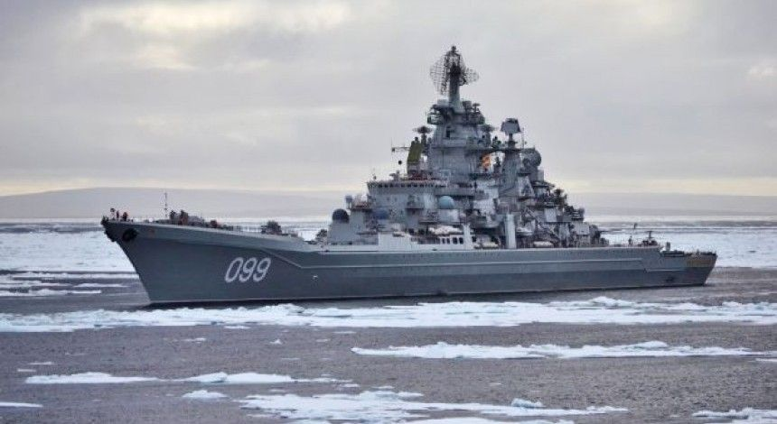 NATO says Russia builds up military presence in Arctic