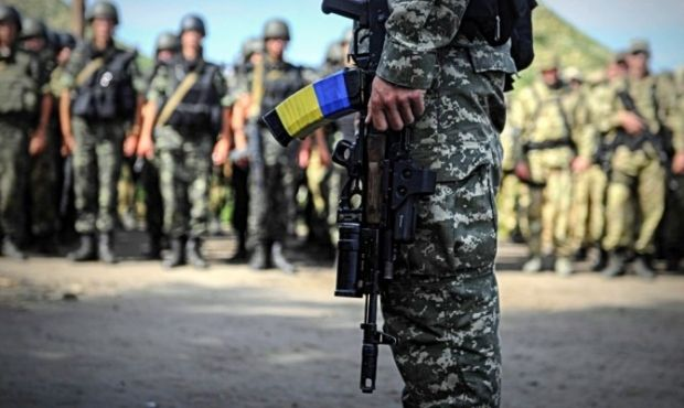 Foreigners should sign a contract to serve in the Ukrainian army / Photo from upogau.org