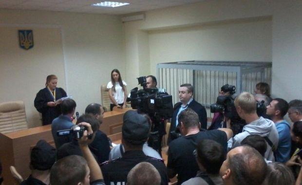 "Суд отправил под домашний арест ""свободовца"" Сабия / twitter.com/vo_svoboda"