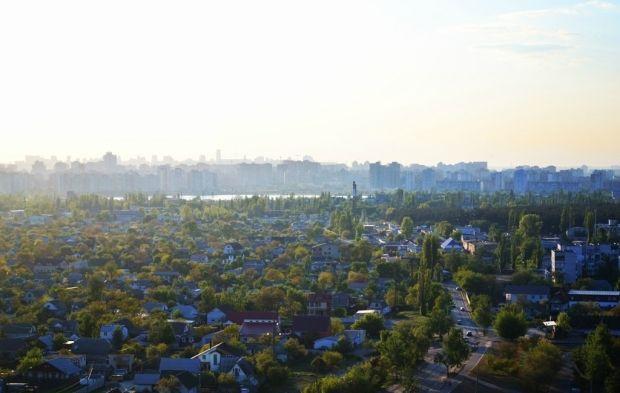 В Киеве появились улицы с