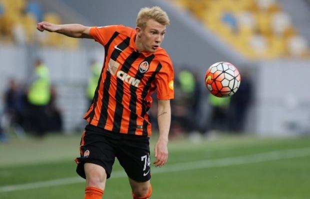Коваленко забив третій гол у матчі Шахтаря проти Арсеналу / УНІАН